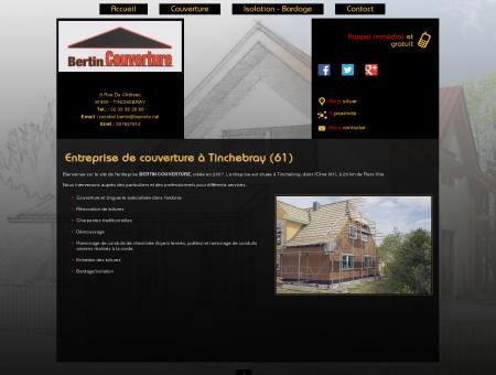 Couverture Tinchebray - BERTIN...