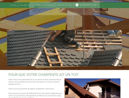Renov Plus : Couverture, charpente et isolation ...