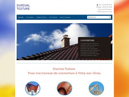 Couverture (entreprises) - Durival Toiture à...