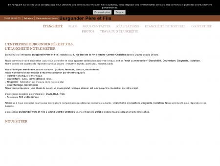 Couverture - Doubs | burgunder-etancheite-25.fr