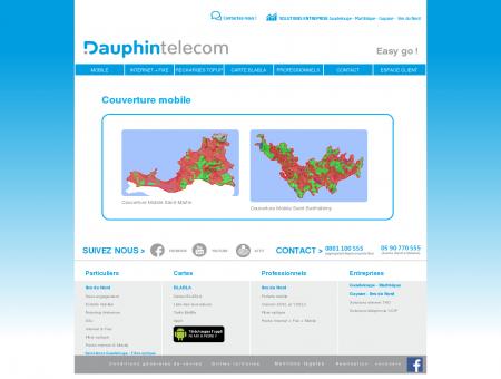 Couverture Mobile Dauphn Telecom aux...
