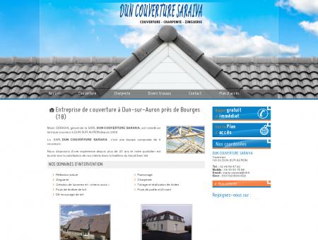 Couverture Dun sur Auron - DUN...