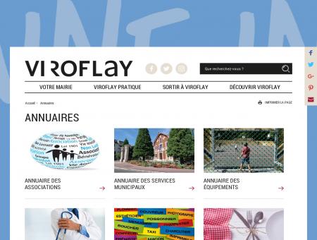 Annuaire de Viroflay - Commerces &...