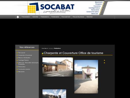 Charpente et Couverture Office de tourisme