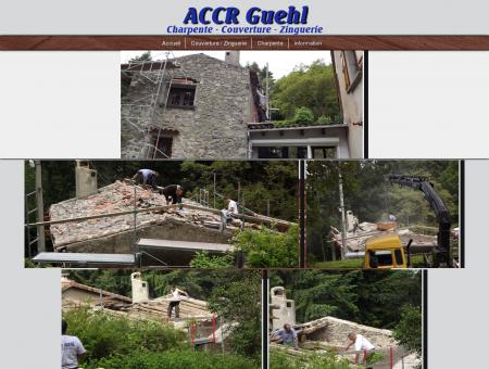 ACCR Guehl - Charpente Couverture Zinguerie...