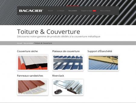Toiture & Couverture | Bacacier
