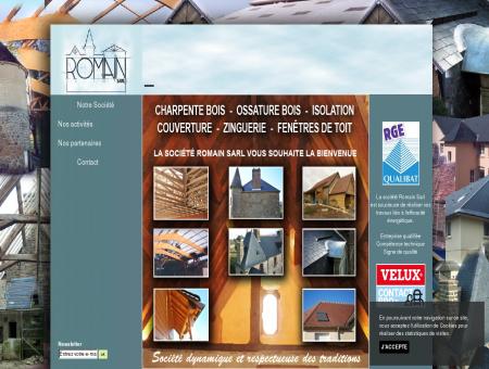 Bienvenue sur romain-couverture.fr