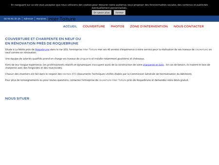 Couverture, couvreurs - Roquebrune Sainte...