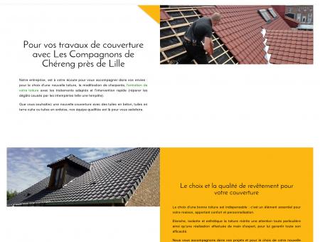 Couverture (entreprises) Ronchin - Les...