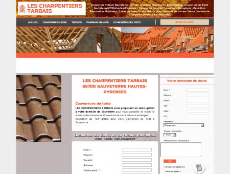 Couverture Toiture SAUVETERRE - Entreprise...