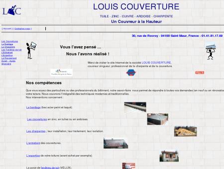 Couverture St Maur | louiscouverture.com