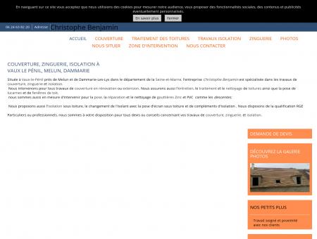 Couverture (entreprises) - Christophe Benjamin...