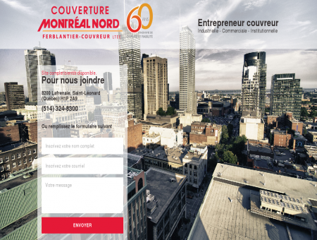 Couverture Montreal Nord