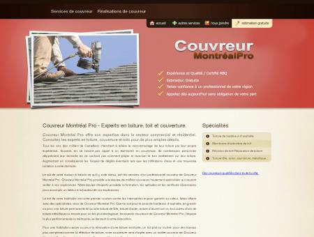 Couverture, Montréal, Construction toiture,...