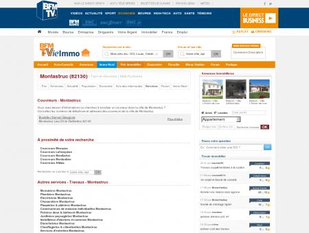 Annuaire des Couvreurs - Montastruc 82130 |...