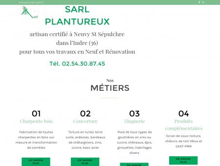 Couverture Charpente SARL Plantureux -...