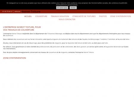 Couverture (entreprises) - Noirot Toiture à...
