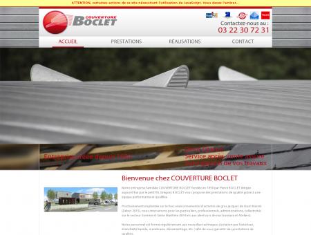 Couverture Boclet : Expert en couverture,...