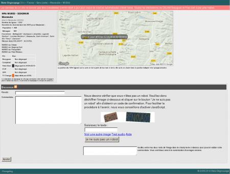 Stats-dégroupage : Informations sur MUB32 -...