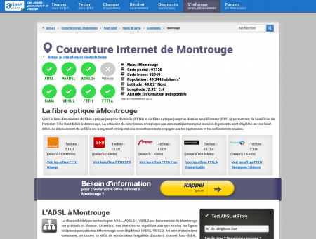 Couverture Internet de Montrouge -...
