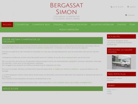 Bergassat Simon Charpente Couverture à...