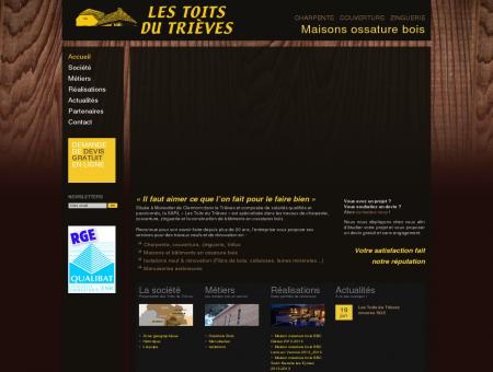 Les toits du Trièves - Charpente / Couverture /...