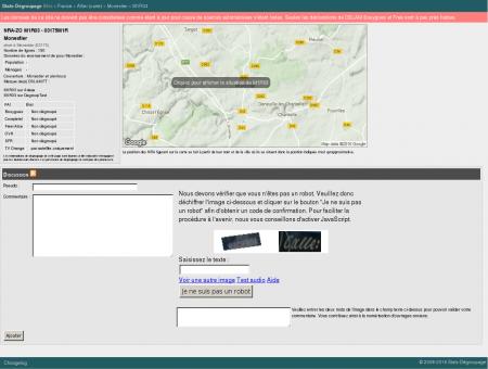 Stats-dégroupage : Informations sur M1R03 -...