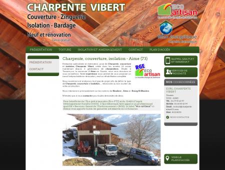 Charpente Aime - VIBERT PASCAL :...