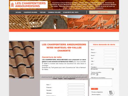 Couverture Toiture NANTEUIL-EN-VALLEE -...