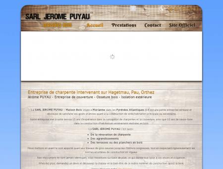 Entreprise charpente Hagetmau, Pau, Orthez