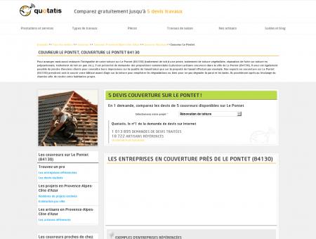 Couvreur Le Pontet, Couverture Le Pontet...