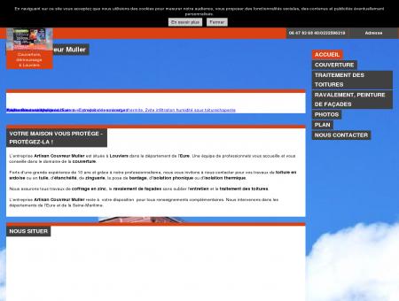 Couverture (entreprises) - Artisan Couvreur...