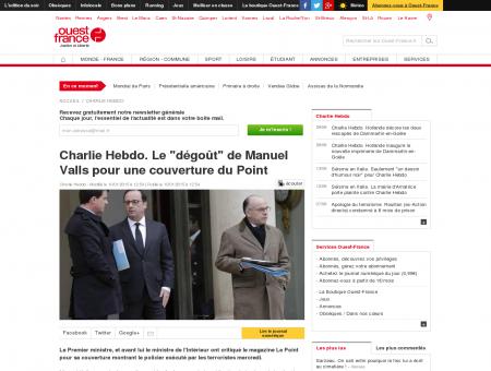 Charlie Hebdo. Le