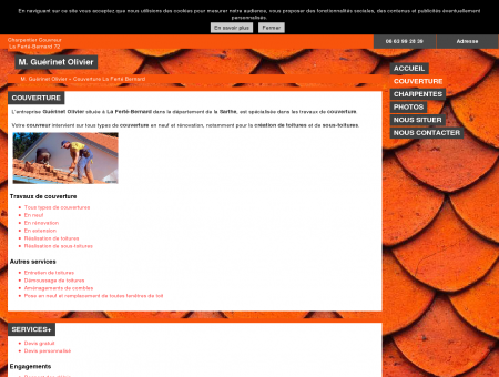 Couverture - La Ferté Bernard - Sarthe -...