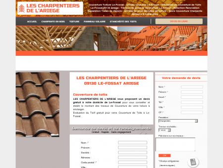 Couverture Toiture LE-FOSSAT - Entreprise...