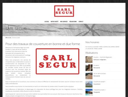 Notre société | Sarl Segur