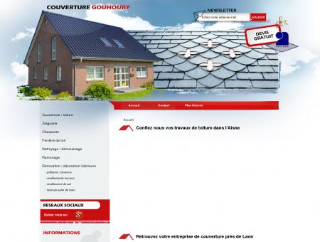 Couvreur sur Laon (Aisne) - Entreprise de...