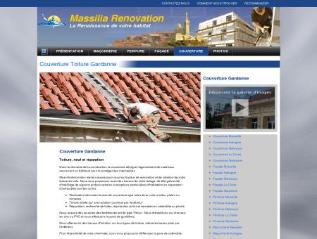 Couverture Gardanne - toiture, Massilia...