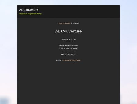 Contact :: AL Couverture