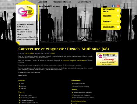 Couverture et zinguerie : Illzach, Mulhouse (68)