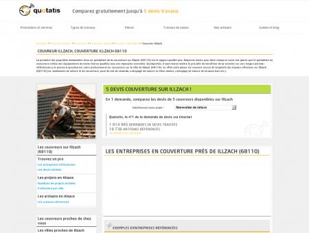 Couvreur Illzach, Couverture Illzach 68110