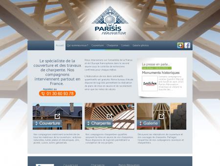 Parisis Rénovation | Couverture, Charpente et...