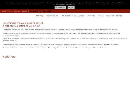 Euro-façade Sarl - Couvreur-façadier à...