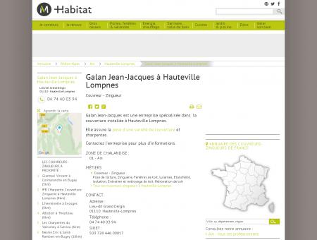 Galan Jean-Jacques à Hauteville Lompnes -...