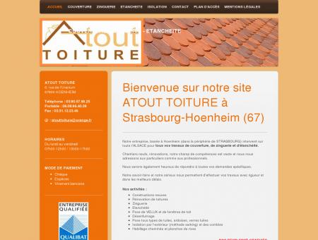 ATOUT TOITURE - Couverture, zinguerie,...