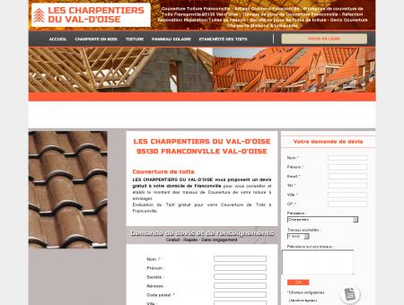 Couverture Toiture FRANCONVILLE -...