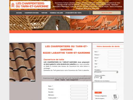 Couverture Toiture LABARTHE - Entreprise...
