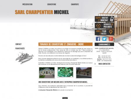 Couverture Chatillon sur Indre - SARL...