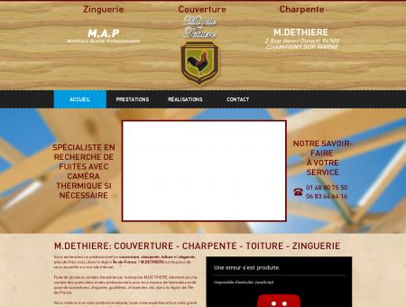 Couverture à Champigny-sur-Marne  Ma...