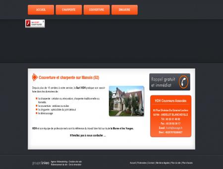HDH, Charpente - Neufchateau - Chaumont:...
